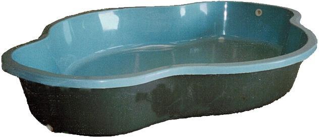 Piscinas de fibra piscina de poliester piscinas de for Piscinas desmontables verdecora
