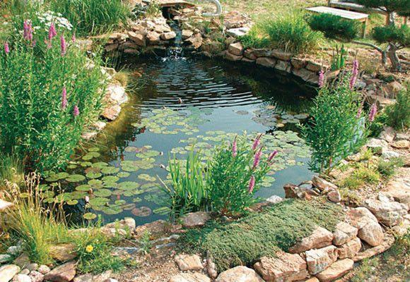 Revestimiento de estanques con prfv jardines de for Filtros para estanques de jardin