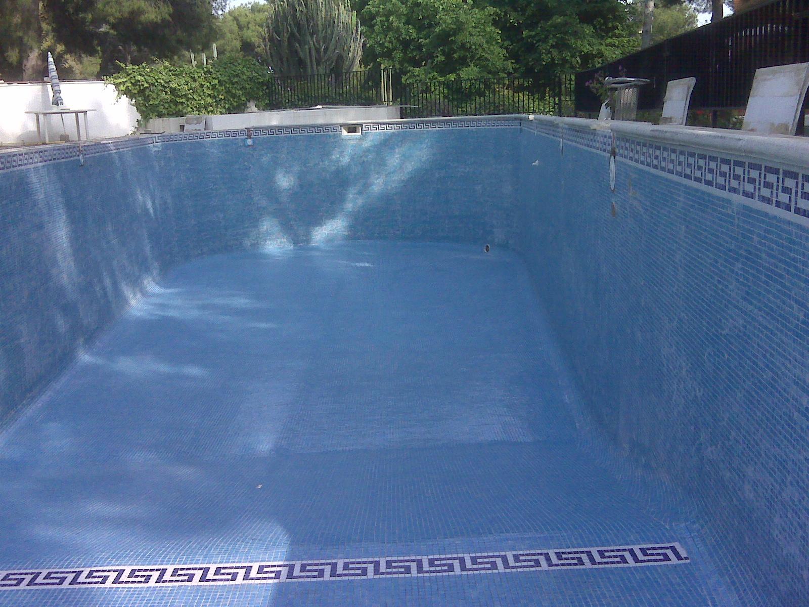 Como colocar gresite en piscina gallery of poner gresite for Revestimiento de piscinas