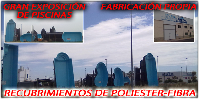 Fabricantes de piscinas de fibra buenos precios de - Piscinas prefabricadas en valencia ...